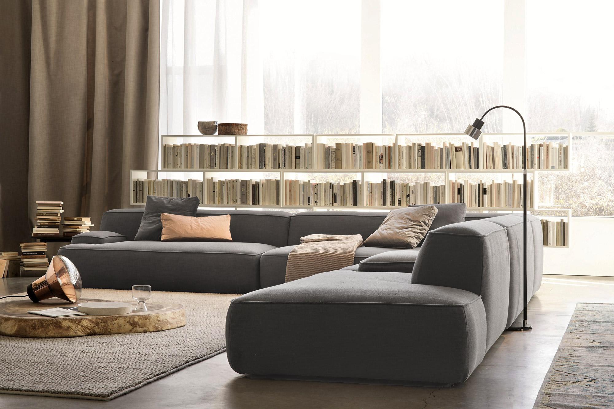 canap en cuir airport. Black Bedroom Furniture Sets. Home Design Ideas